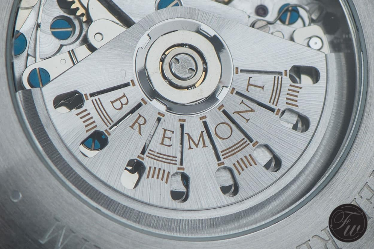 Bremont ALT1-WT World Timer