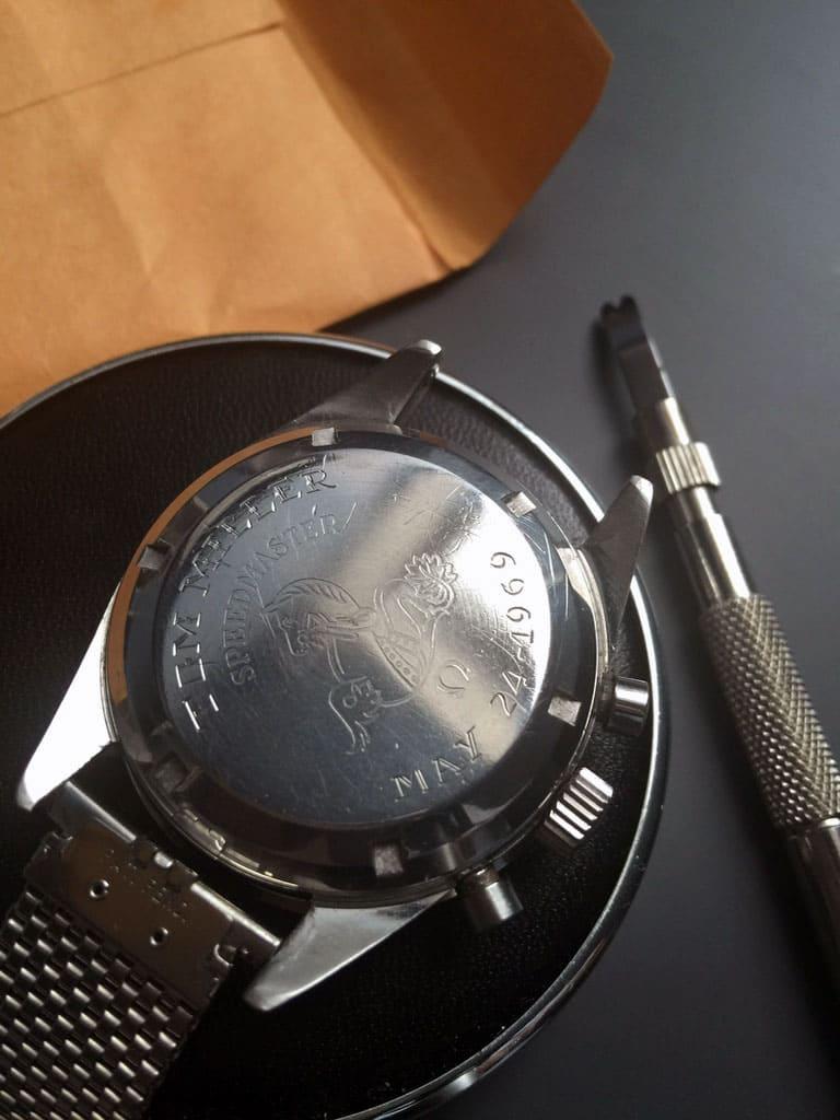 Caseback Speedmaster 105.003