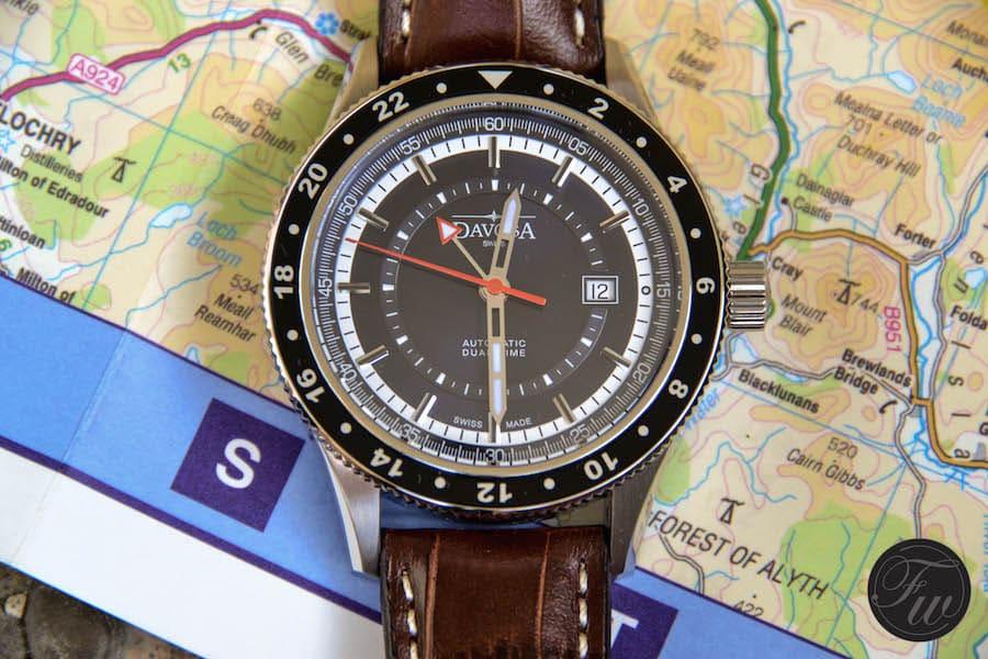 Davosa World Traveller Automatic