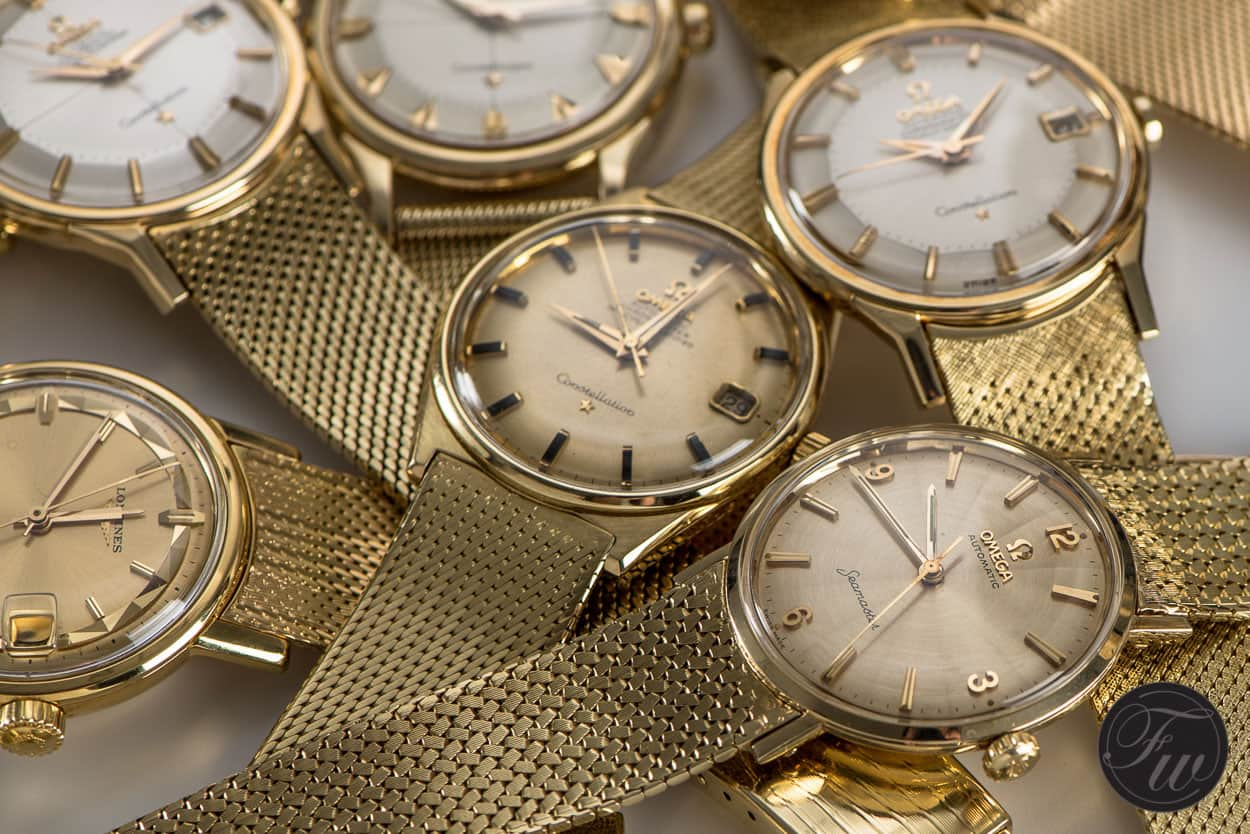 In-Depth - Vintage Omega Constellation Watches