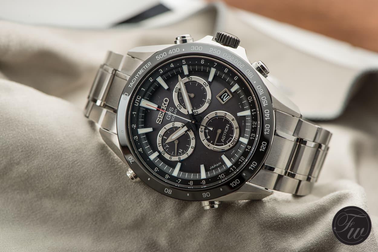 Seiko Watches - Seiko Astron GPS