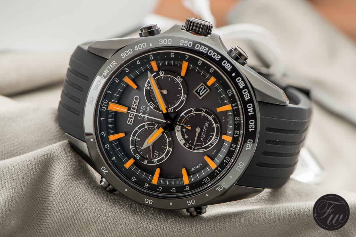 Seiko Astron GPS Solar Chronograph Review
