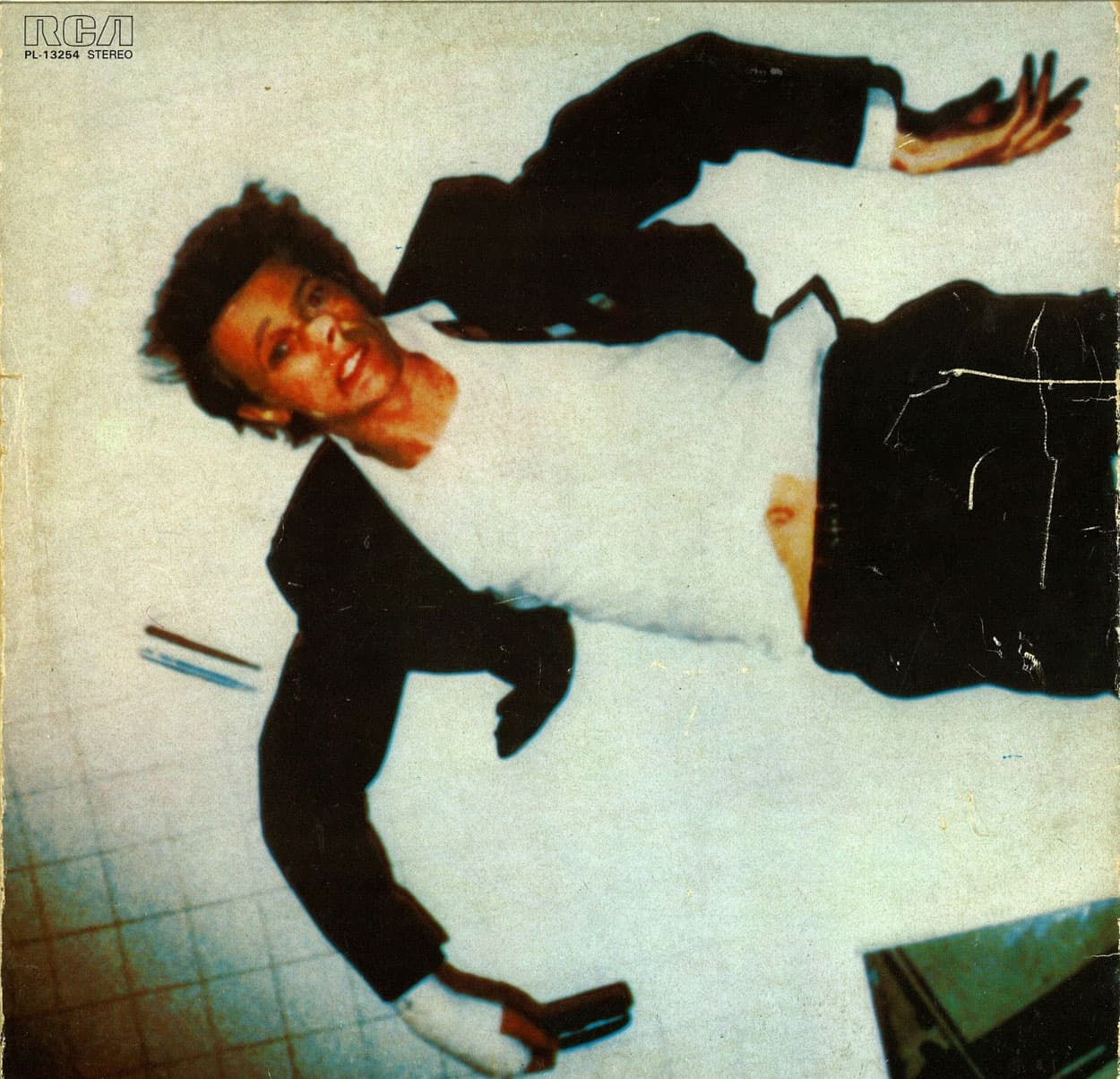 How a Speedmaster ended up in David Bowie's album art