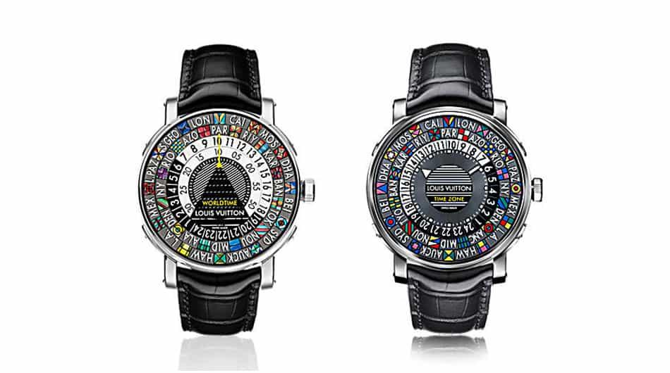 Escale WorldTimer and Escale Time Zone