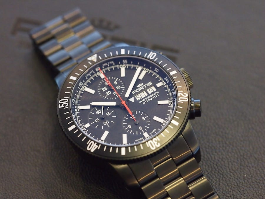 Fortis Cosmonaut Monolit - Top 5 BaselWorld Watches