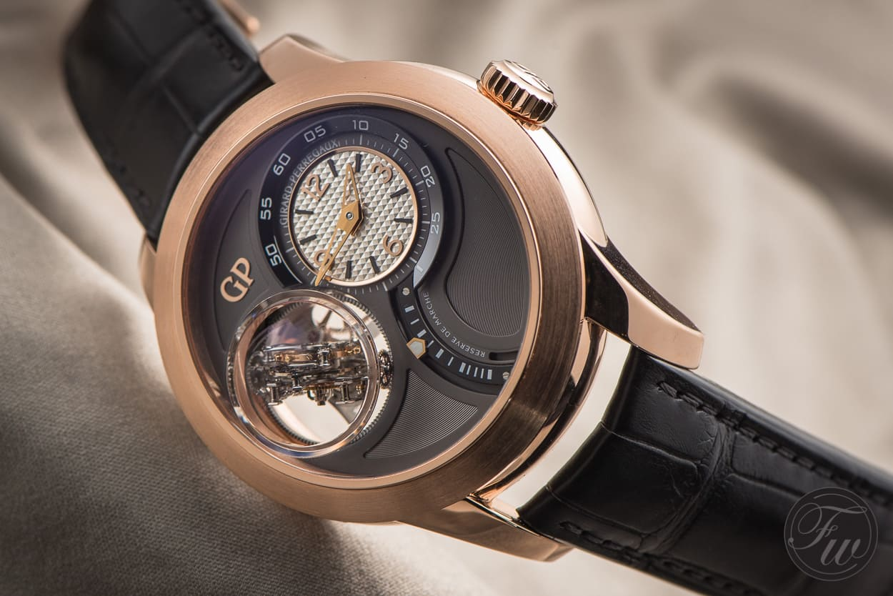 Girard-Perregaux Triaxial Tourbillon - Watch Photography