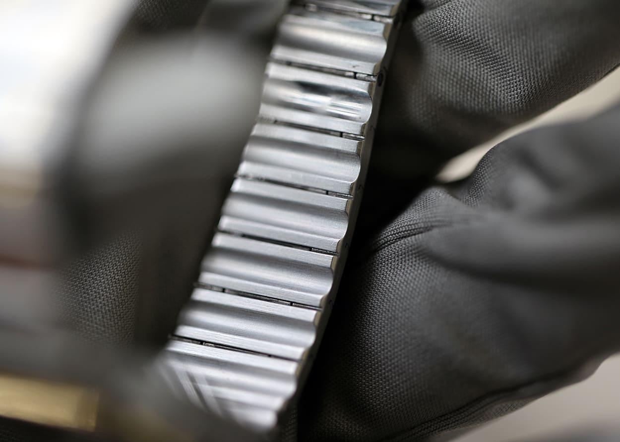 - Bracelet of the Classic Santos  -
