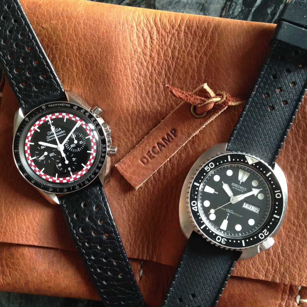 Decamp watch rolls are simply fantastic
