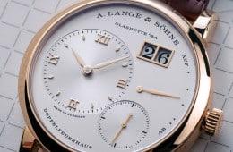 A. Lange & Söhne Lange 1 Review
