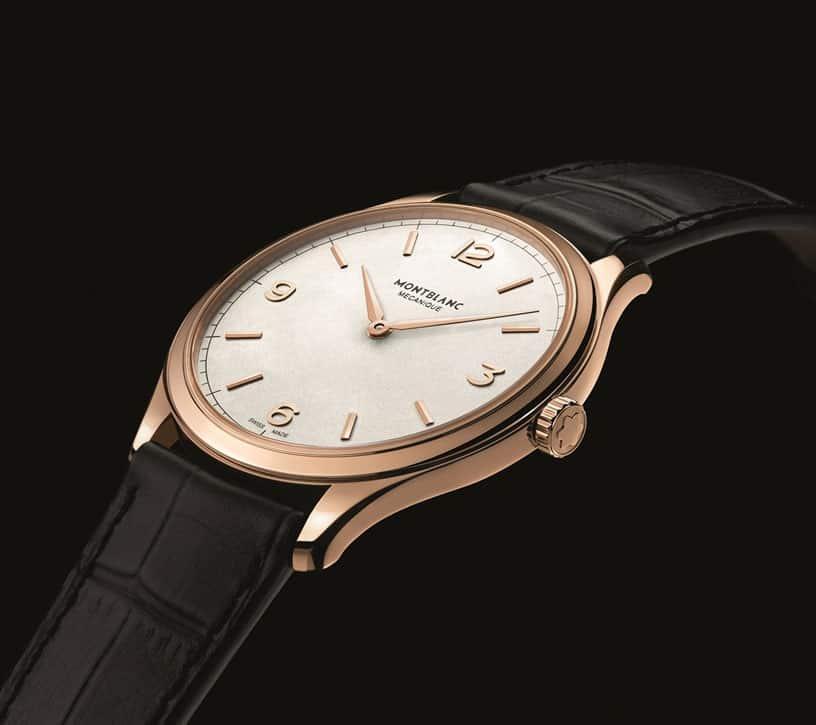 Montblanc Heritage Chronometrie