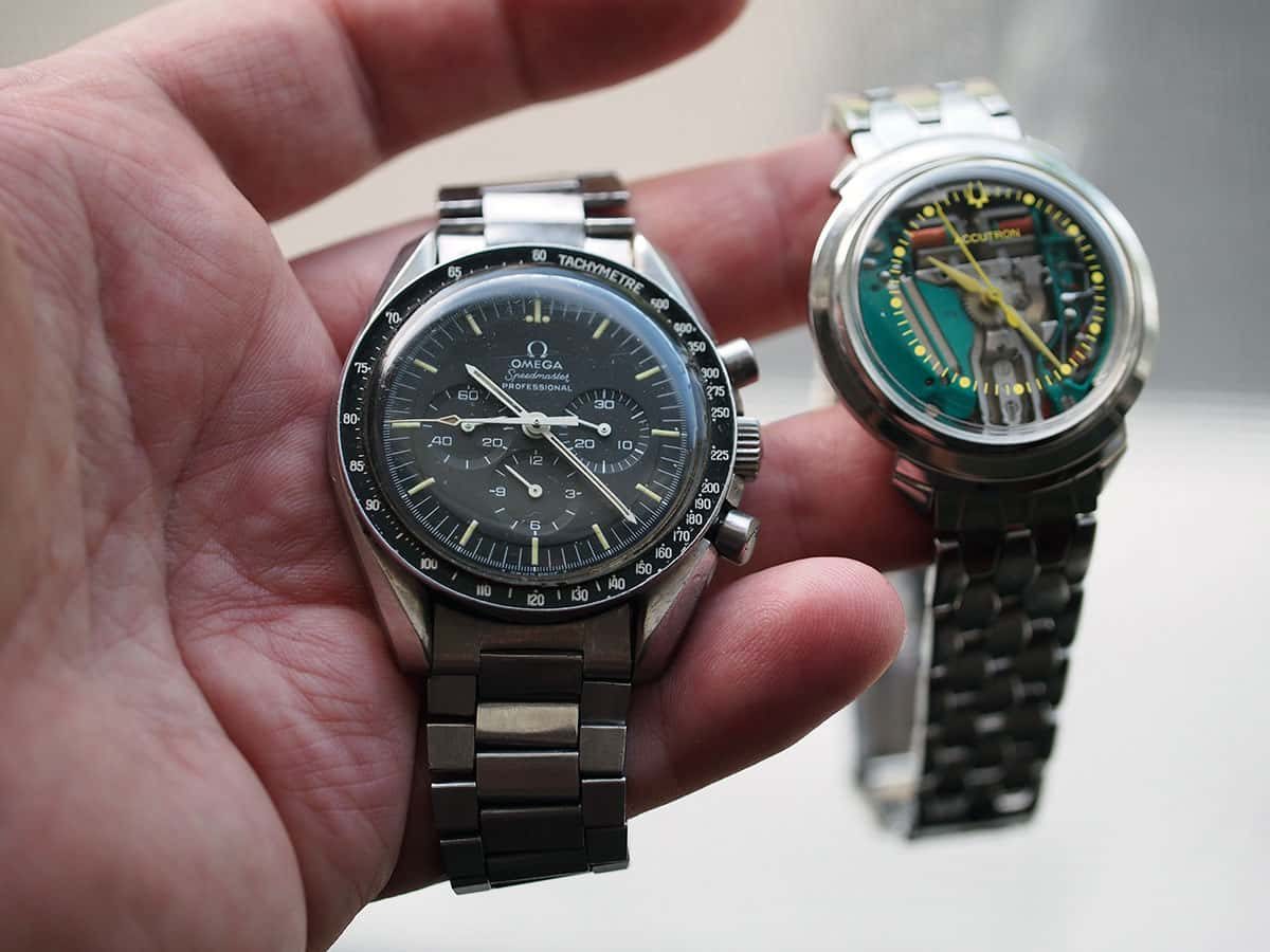 Speedy Tuesday Watch Fan Discovers Forgotten Moonwatch In A Box Of