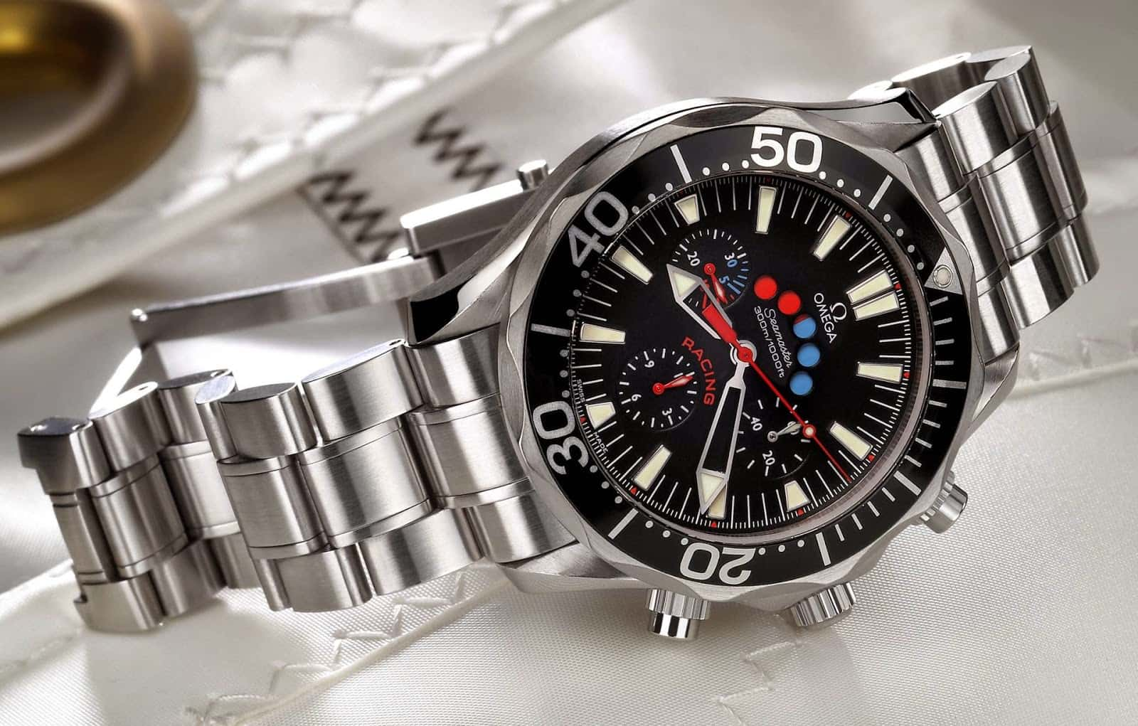 OMEGA Seamaster Chronograph Regatta Countdown Timer 2