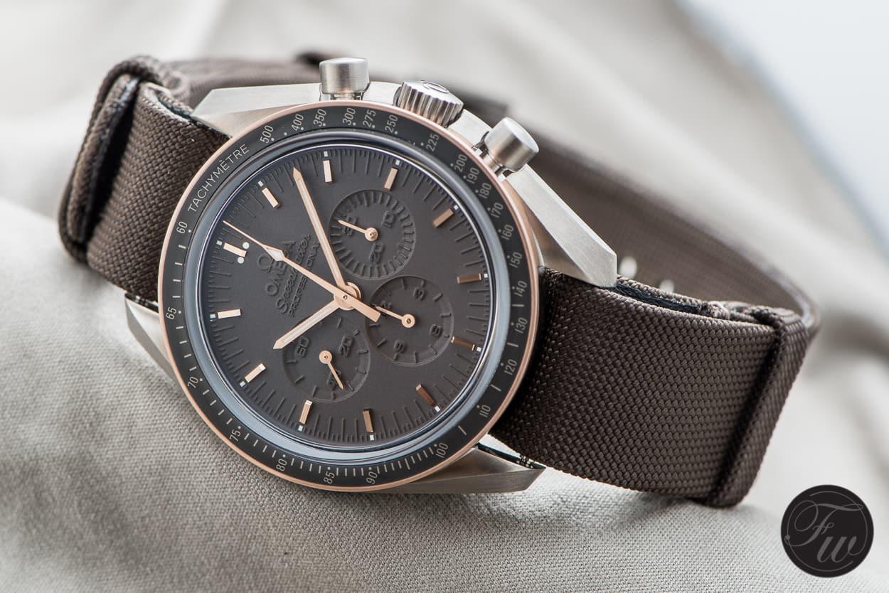 Top 5 Omega Speedmaster Watches - Speedmaster Professional Apollo 11 45th Anniversary 311.62.42.30.06.001