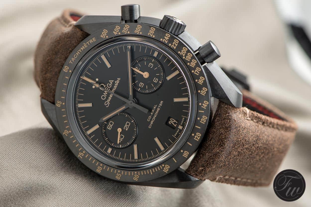 One Watch Guy - Speedmaster Dark Side of the Moon Vintage
