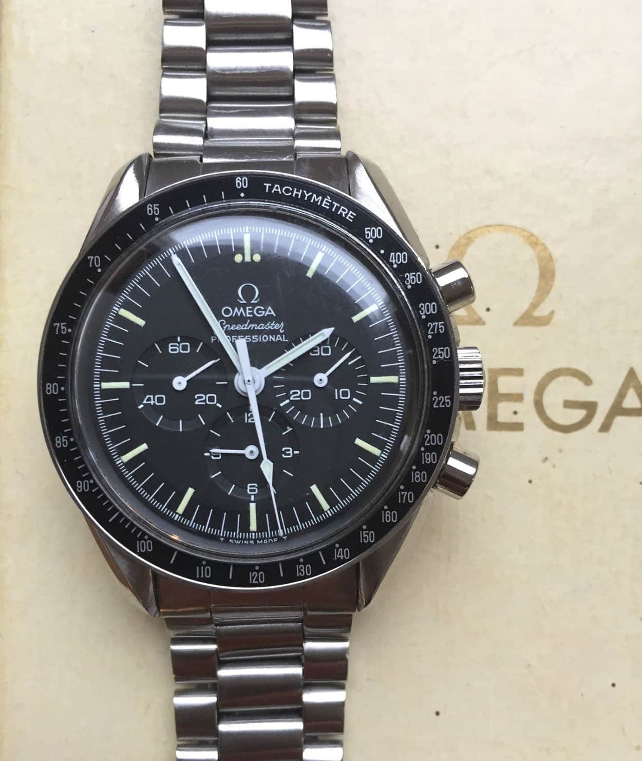 Omega Speedmaster Profesisonal - Nick's 1979 replacement watch