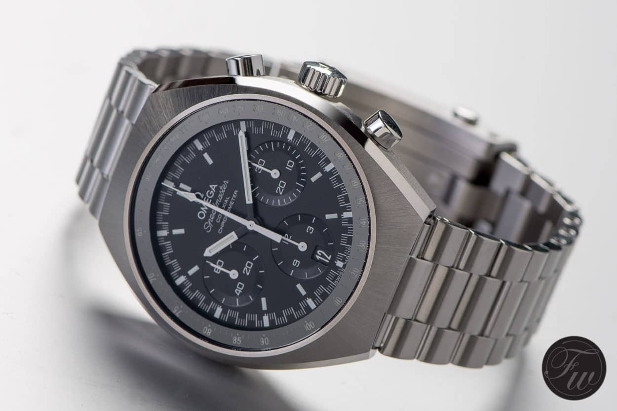 One Watch Guy - Speedmaster Mark II - weight of watches