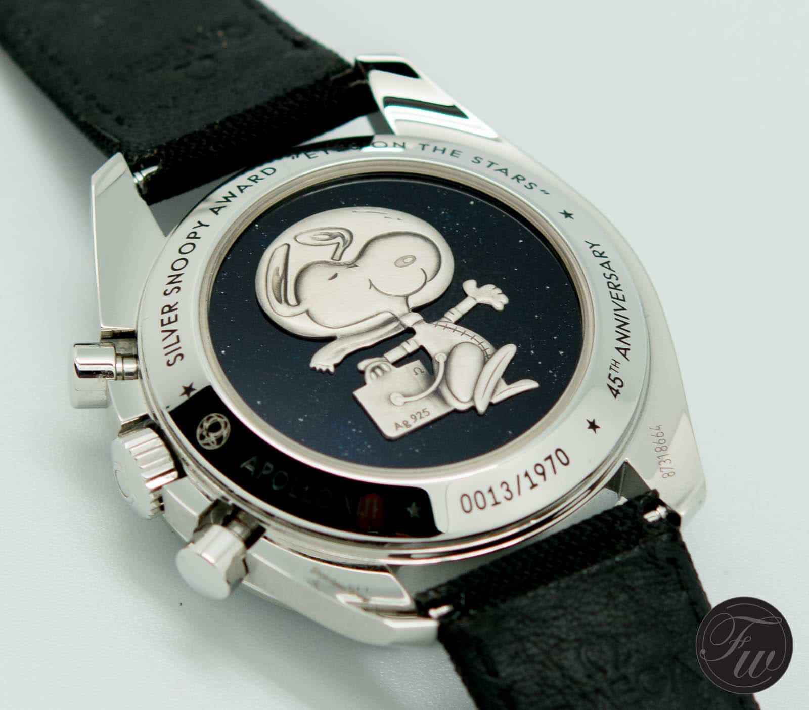 The Silver Snoopy Award Speedmaster