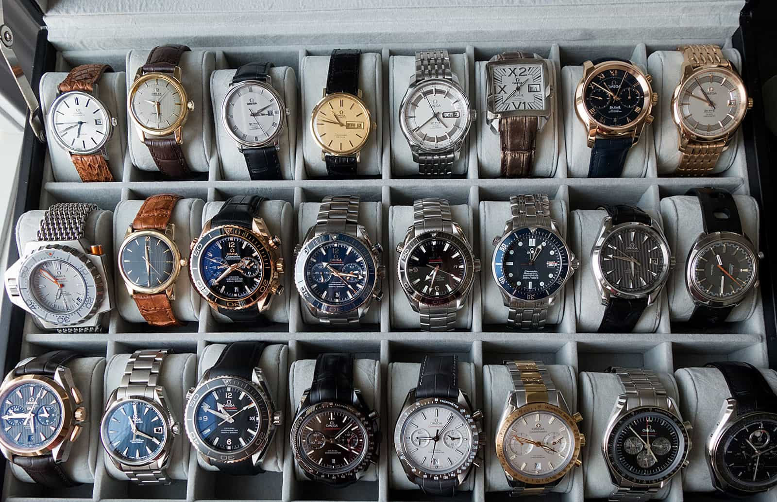 Collector's Corner - Omega Collection