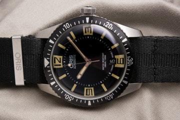 Oris Diver Sixty-Five