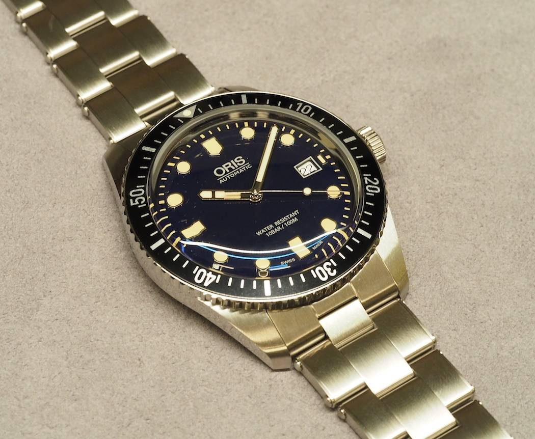 2707779aa74 Oris Divers Sixty-Five 42mm