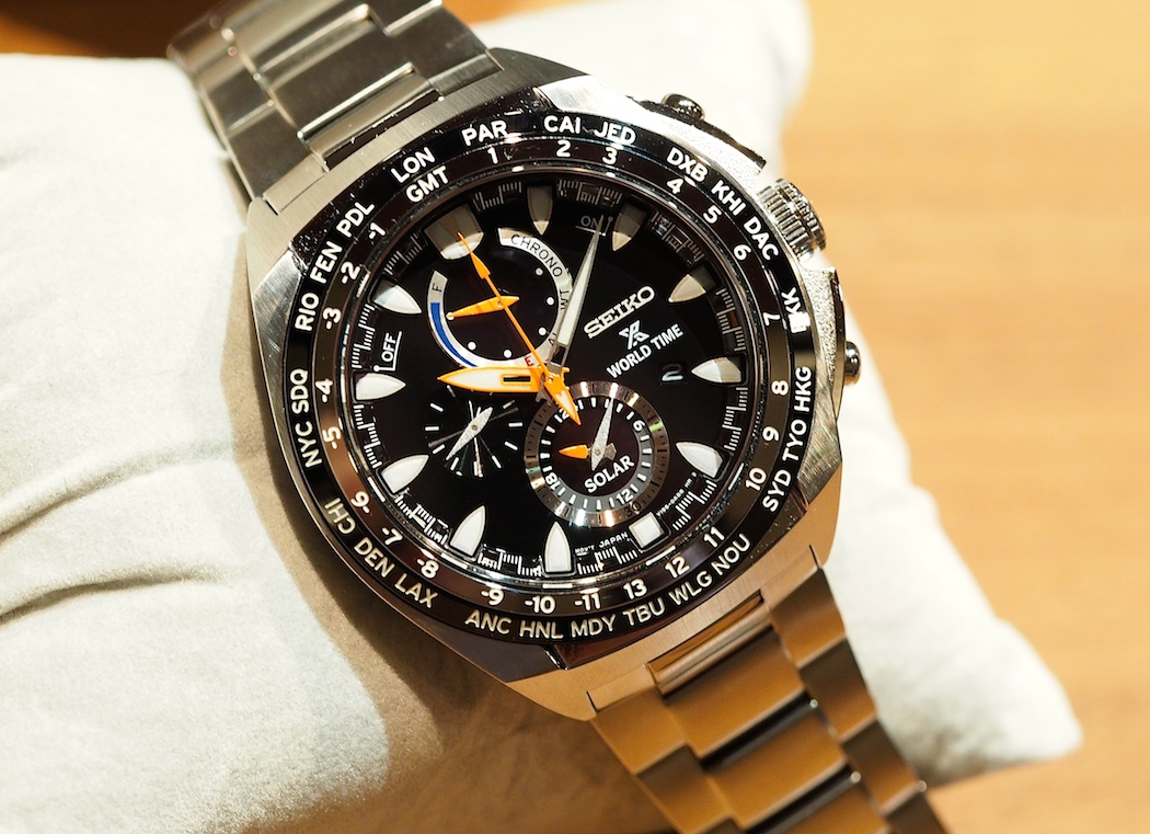 how to change time on seiko watch