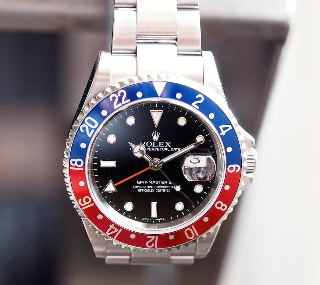 Rolex GMT-Master II 16710 useful