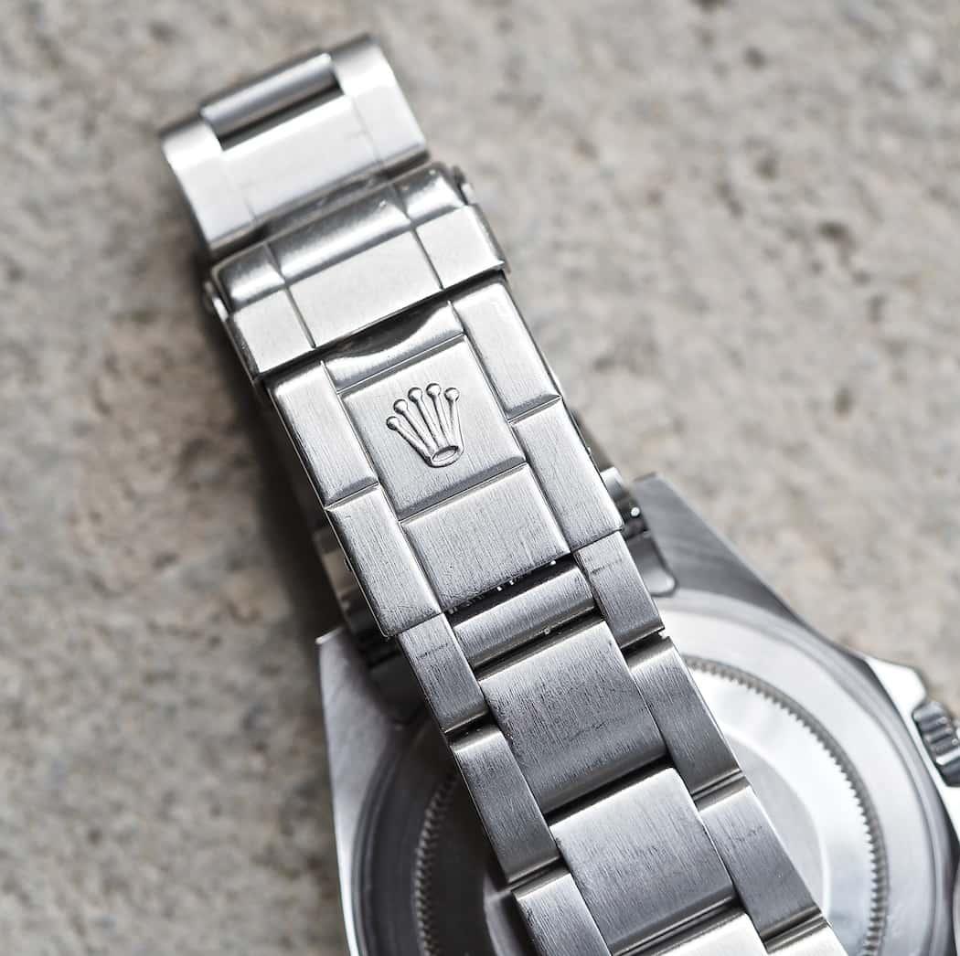 Rolex 16710 GMT-Master II Fliplock