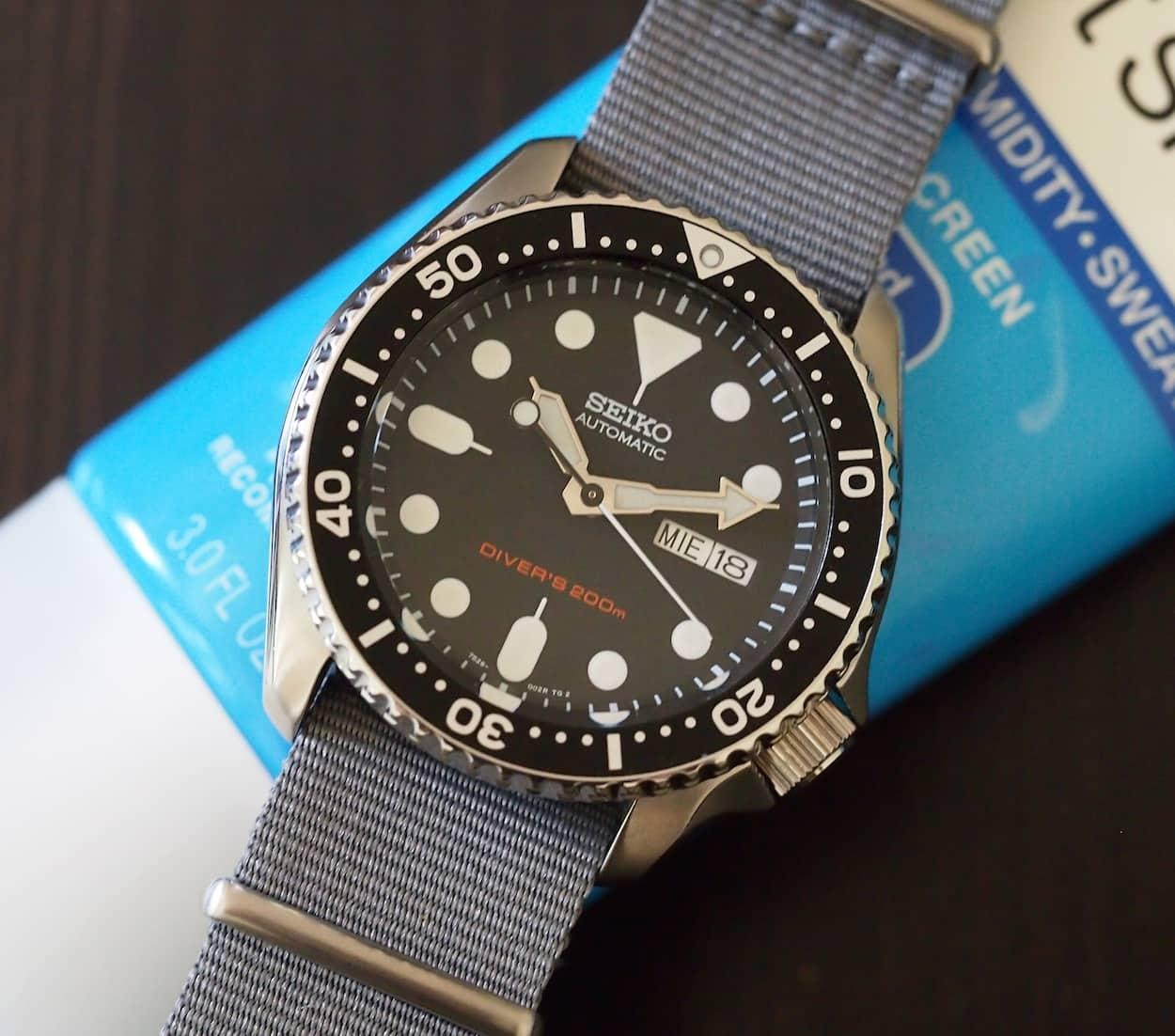 Seiko Watches - Seiko SKX007