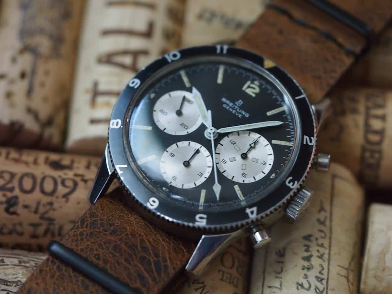 The Breitling 765CP is my pickup of the year...without a doubt