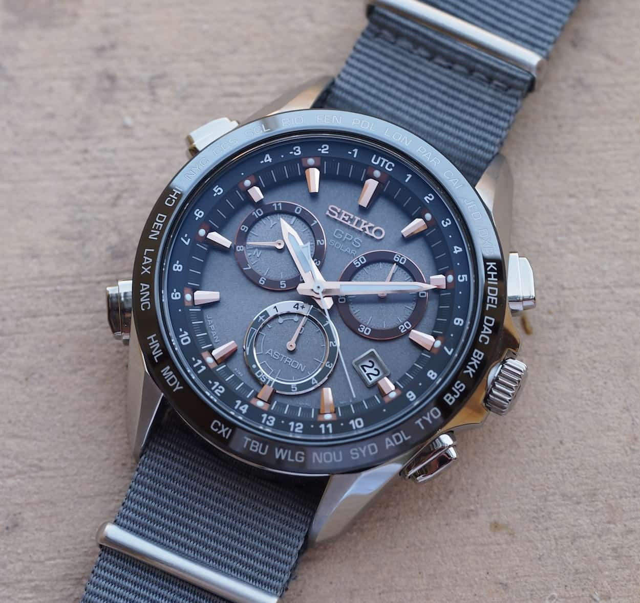 Seiko Astron made in Japan