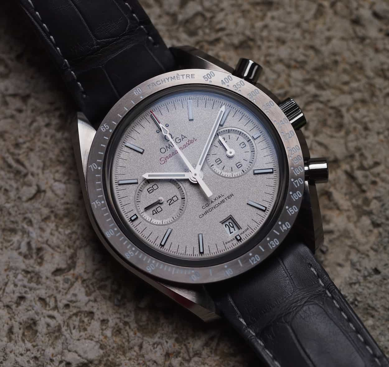 Omega GSotM certified chronometer