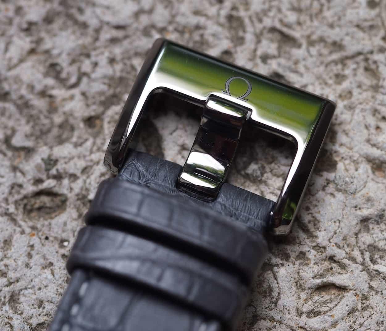 Omega GSotM buckle top