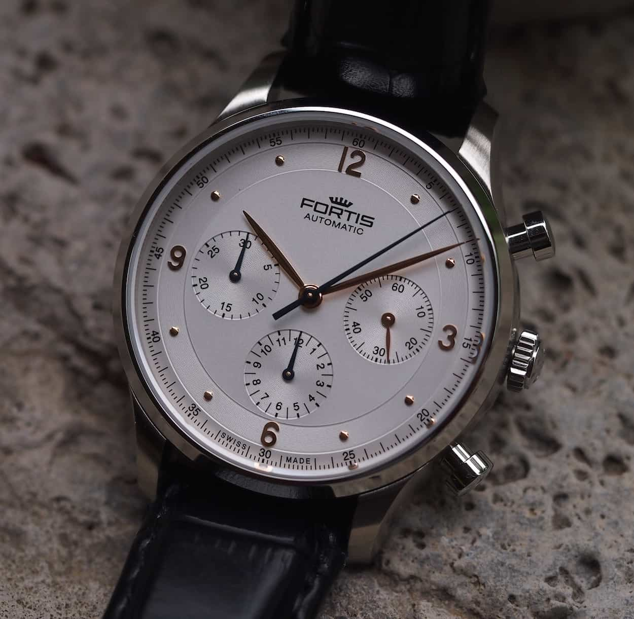 Fortis Tycoon capped pushers