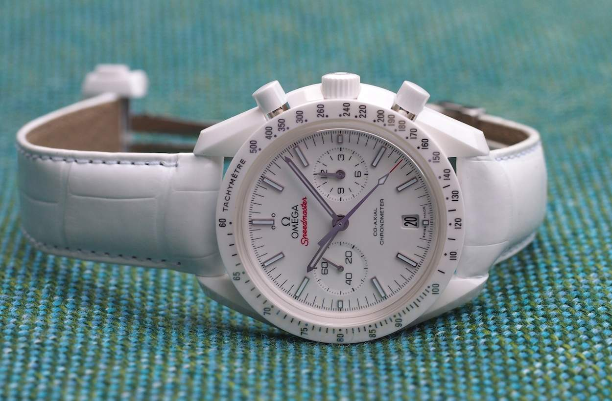 Speedmaster White Side of the Moon quality