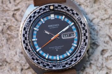 Seiko Rally Diver cover
