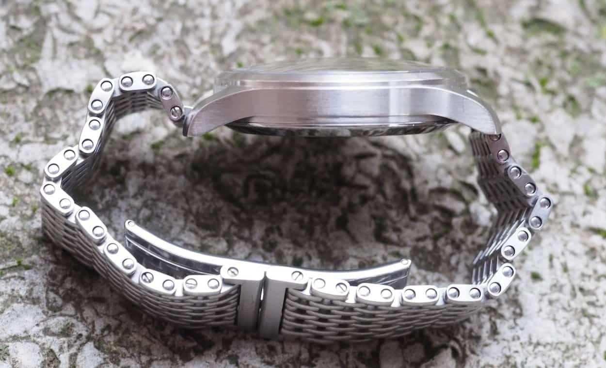 IWC Mark XII bracelet