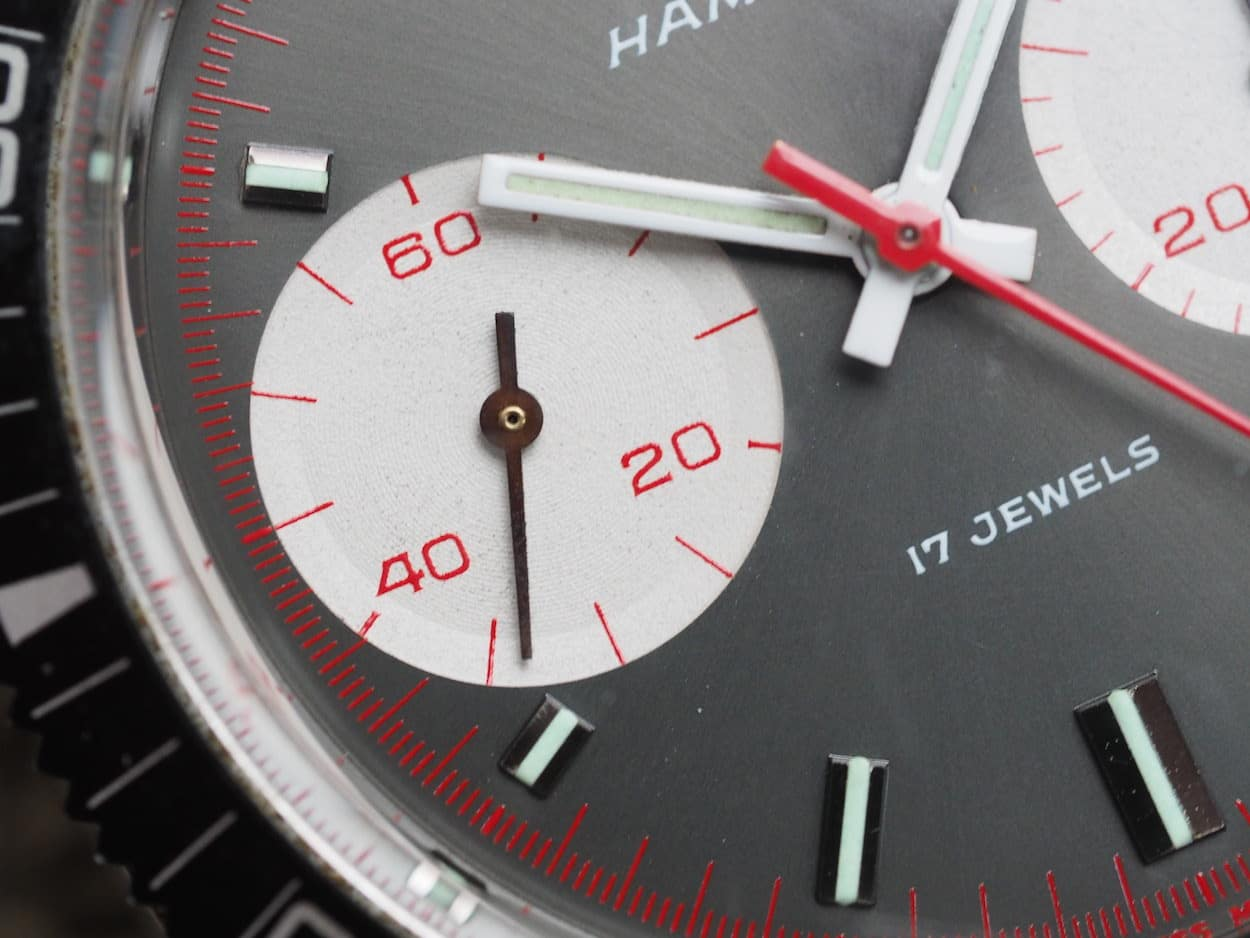 "Hamilton Chrono-Diver ""Big Eye"""