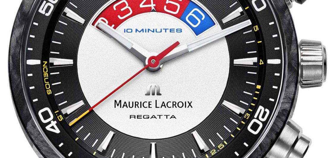 Maurice Lacroix Pontos S Regatta