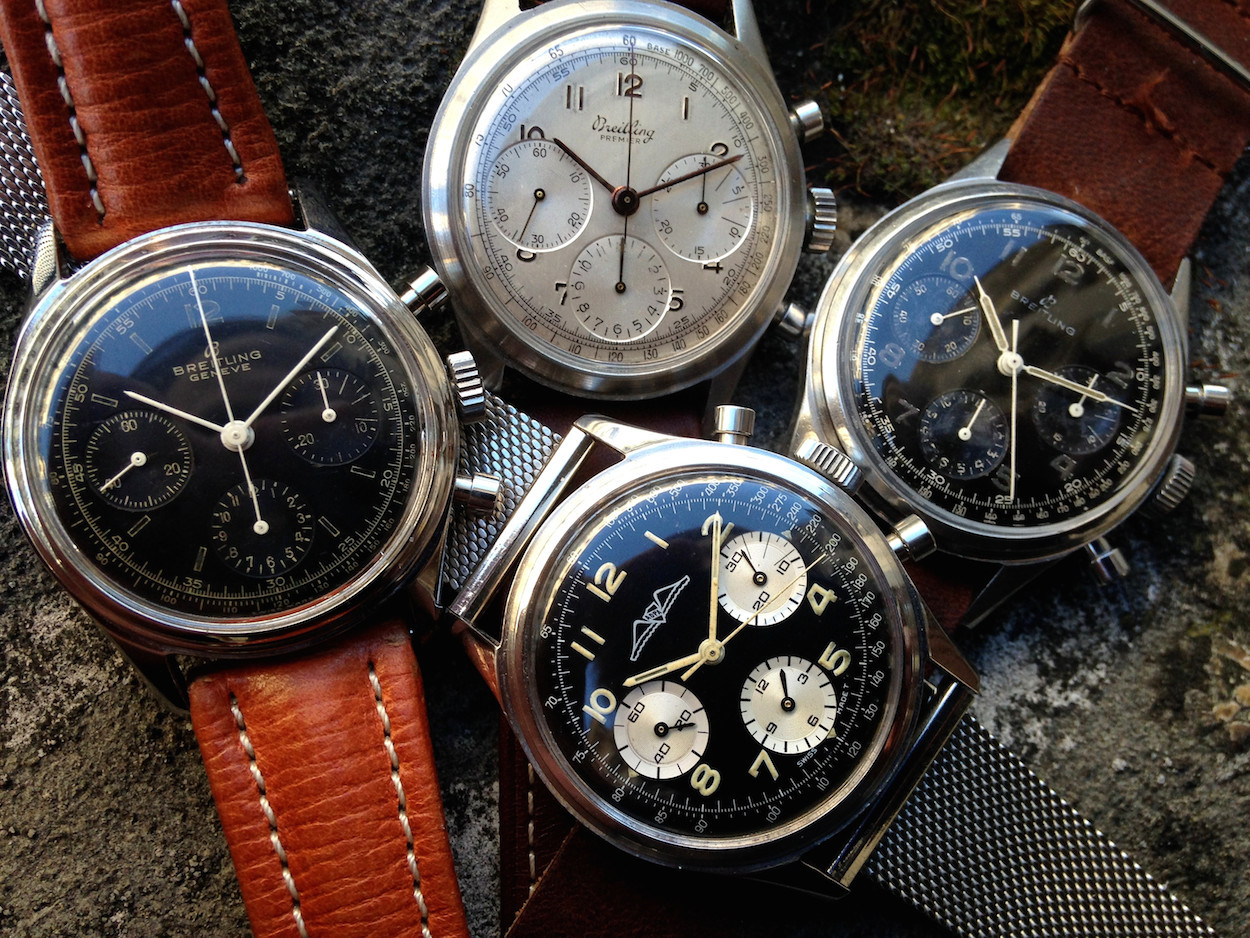 A mere pittance of @watchfred's collection...