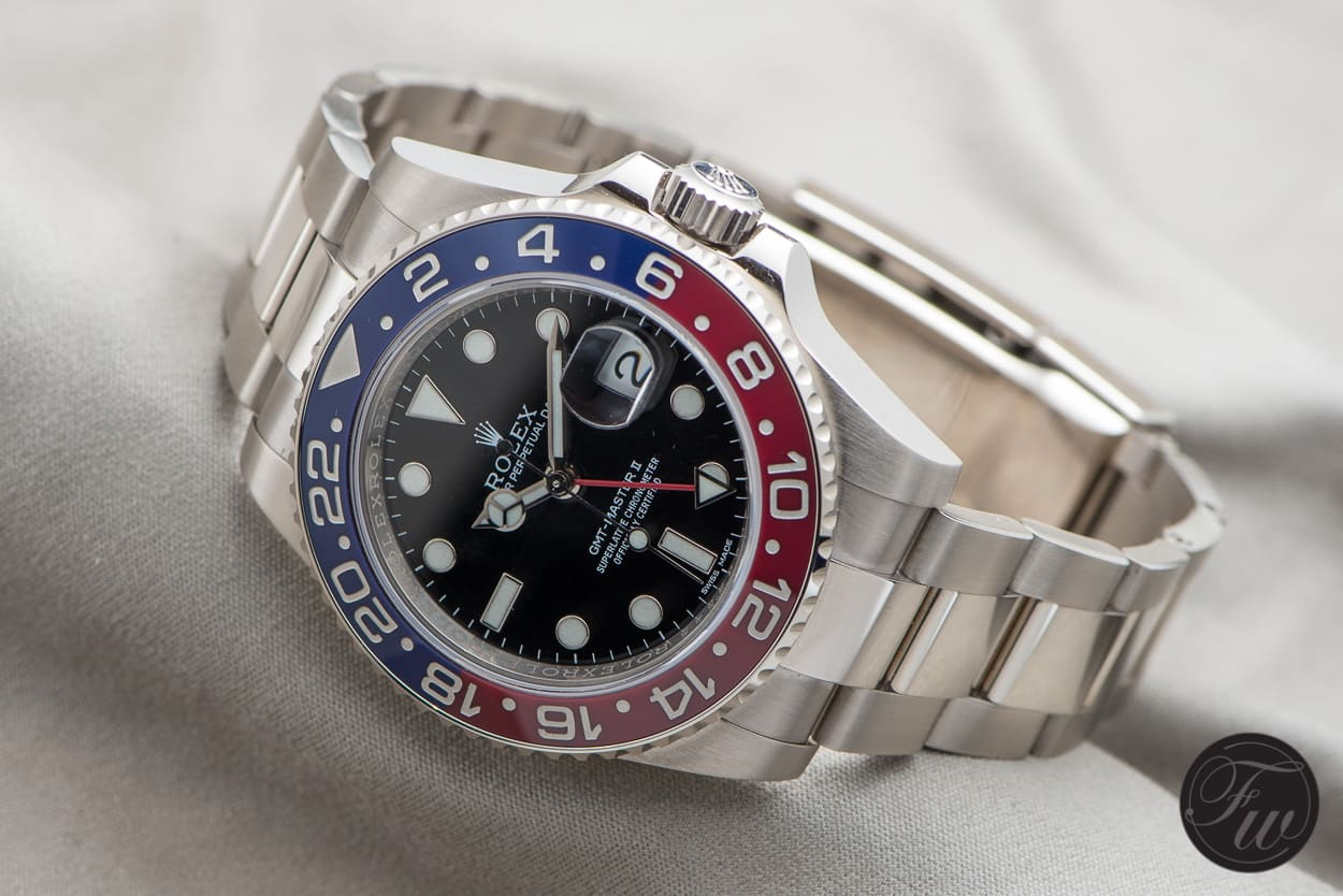 GMT: Rolex GMT-Master II Reference 116719BLRO