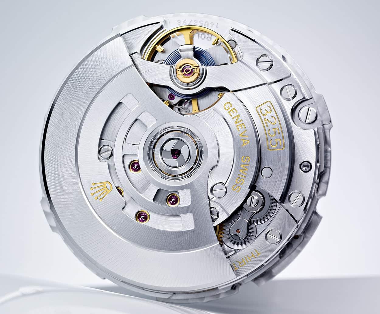 RolexCaliber3255movement