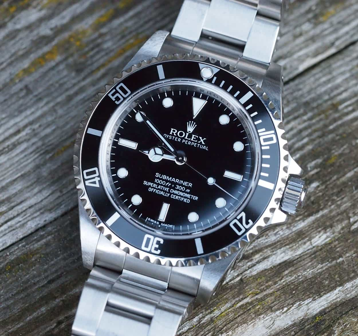 rolex rolex submariner 14060m review