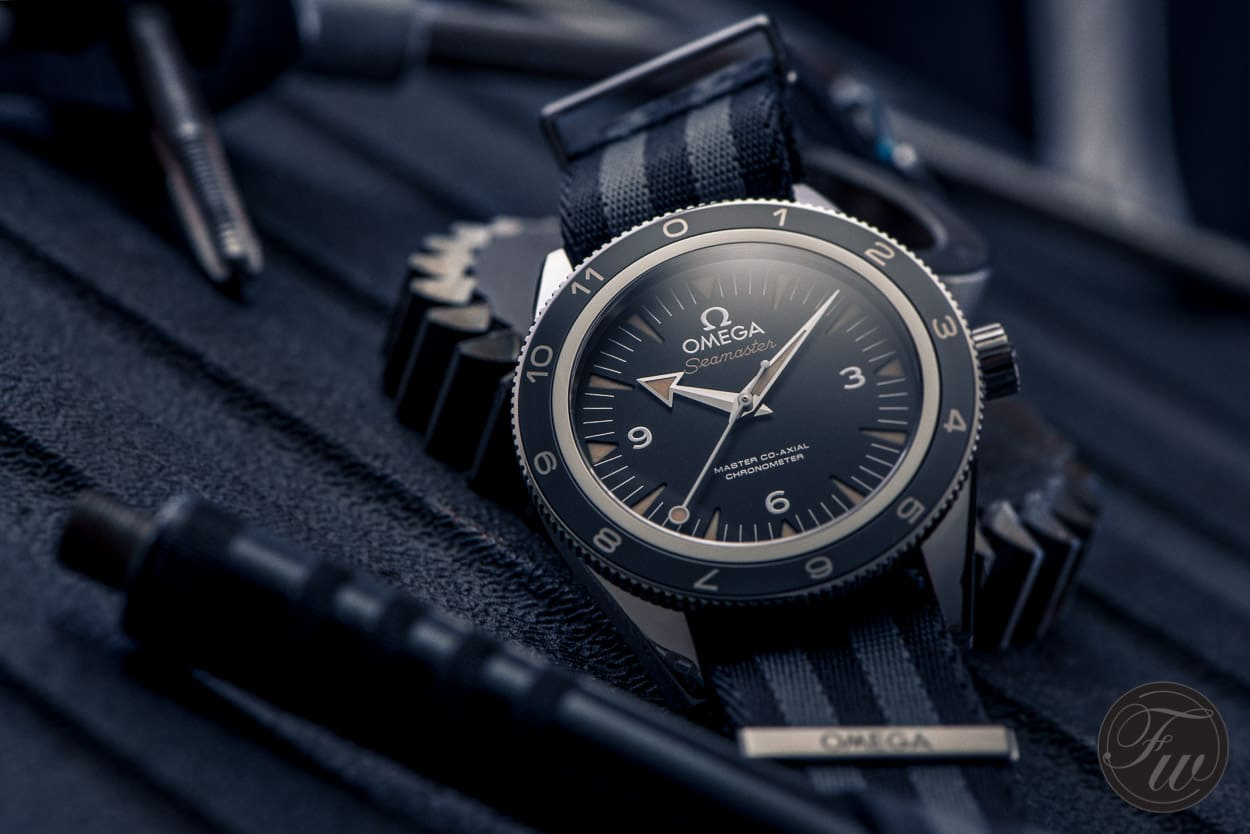 Omega Seamaster 300 Spectre Review