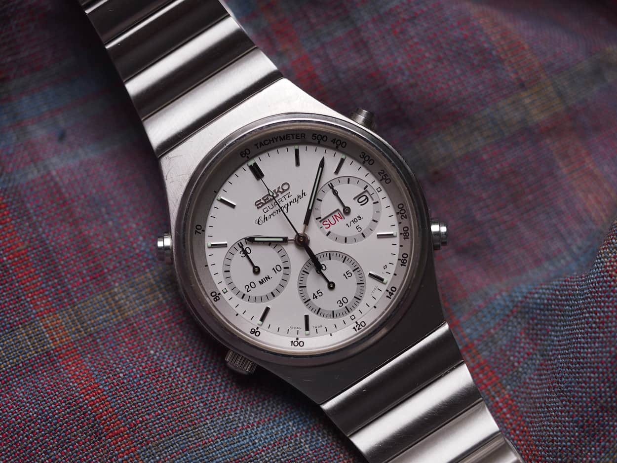 Tbt seiko 7a38 chronograph for Celebrity seiko watch