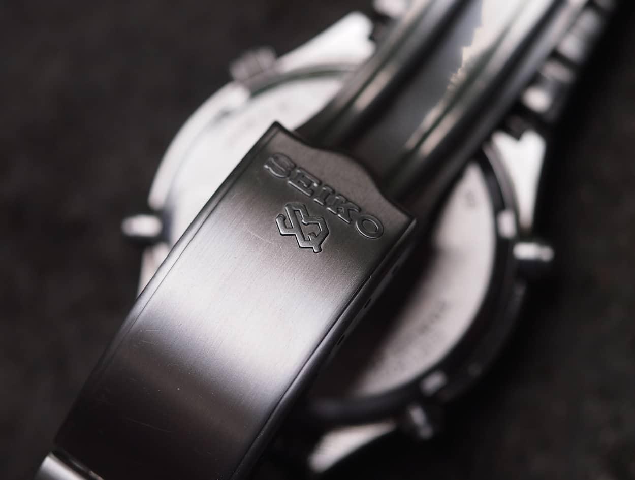 Seiko 7A38 clasp