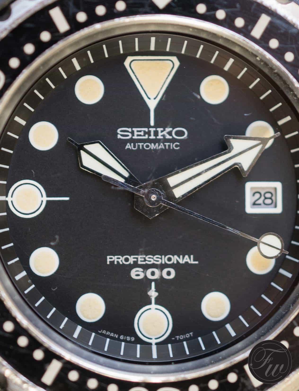 Seiko 6159-7010