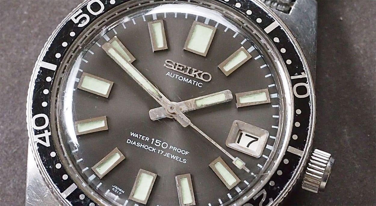 Seiko 62MAS - Top Vintage Seiko Divers