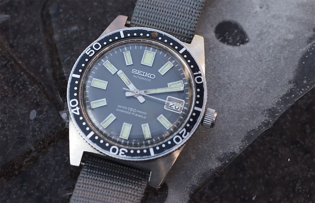 TBT Top Vintage Seiko Divers - They're All Here!