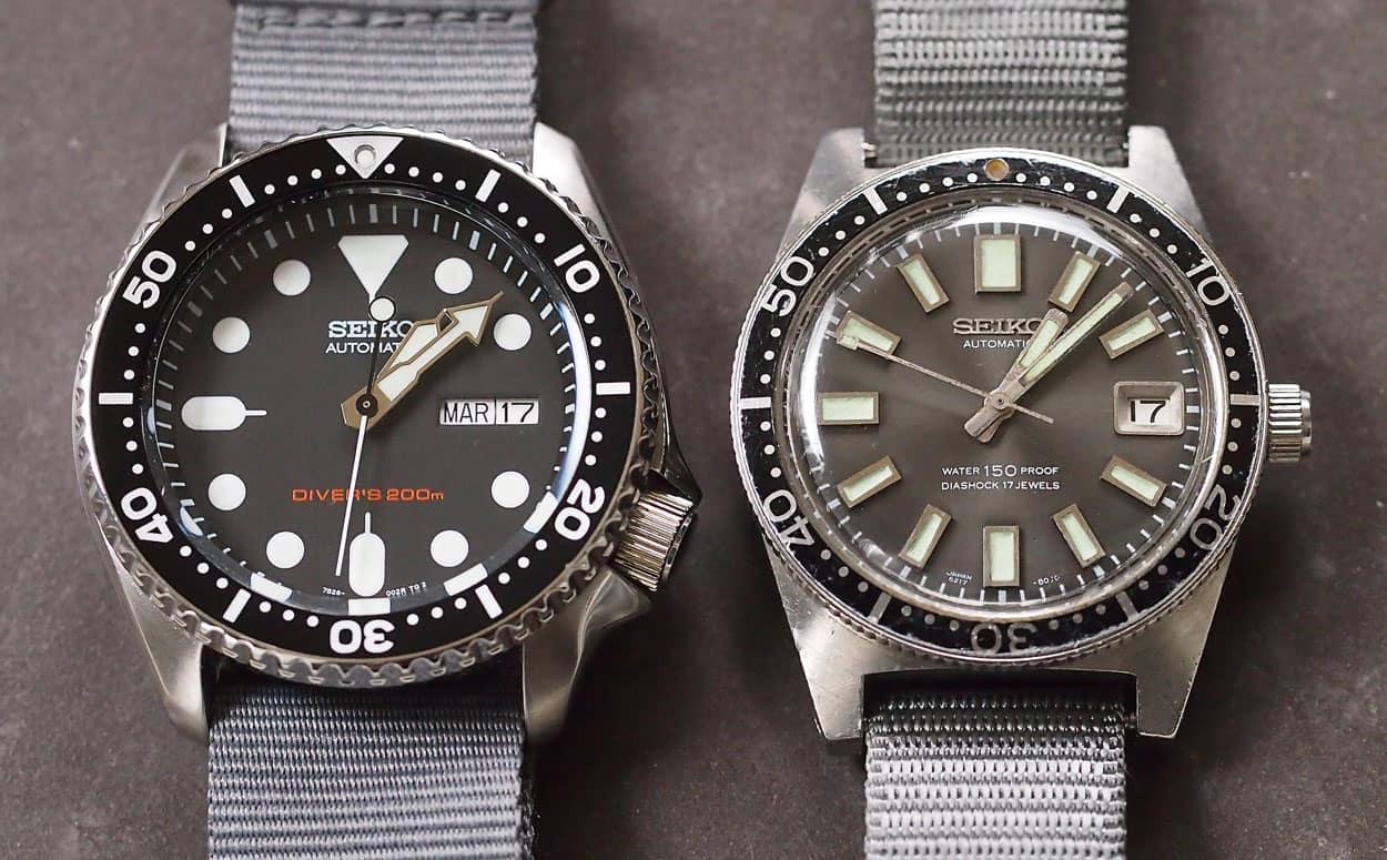 Seiko Watches - Seiko 62MAS