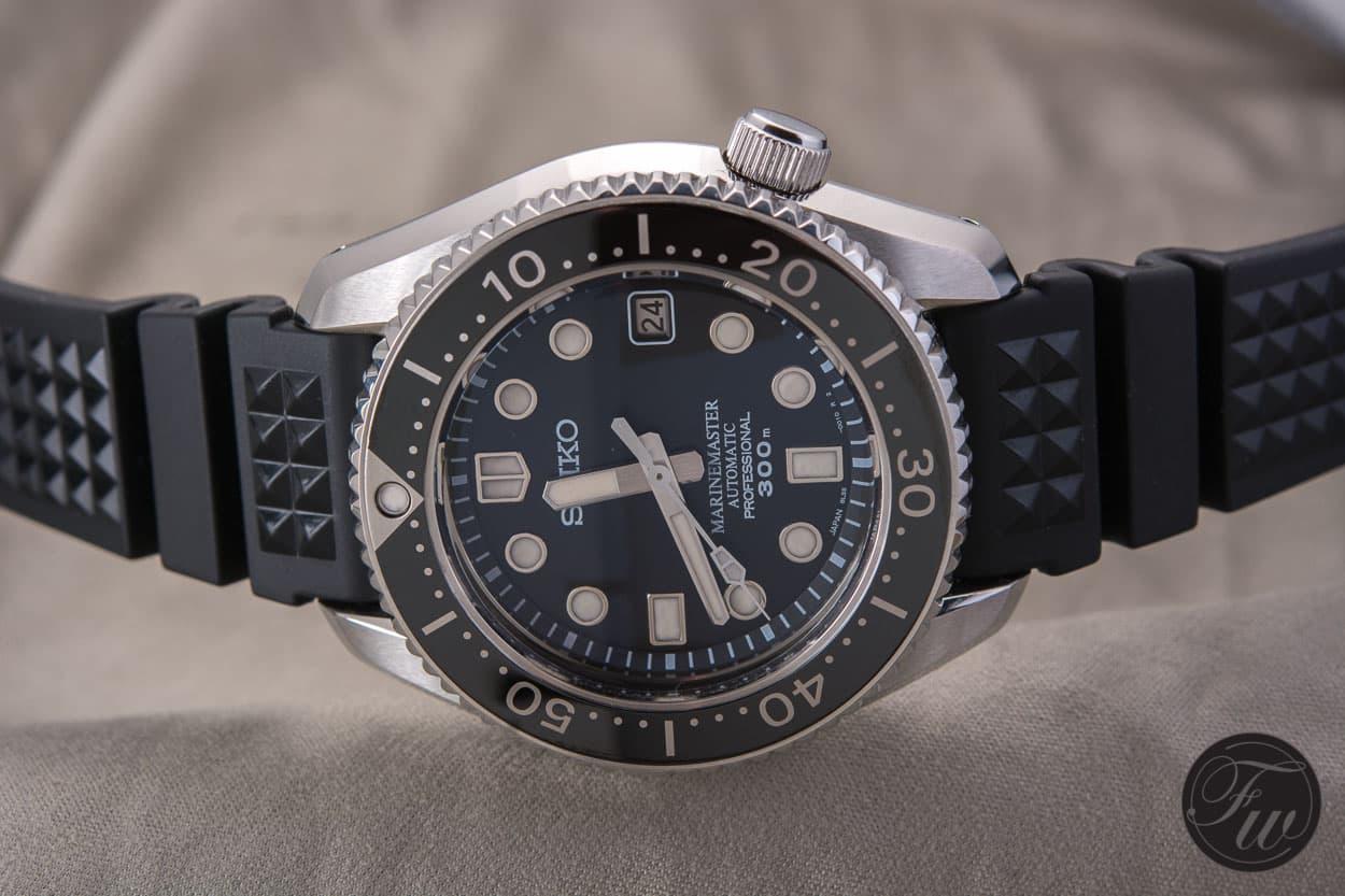 Seiko Watches - Seiko Marinemaster SBDX001